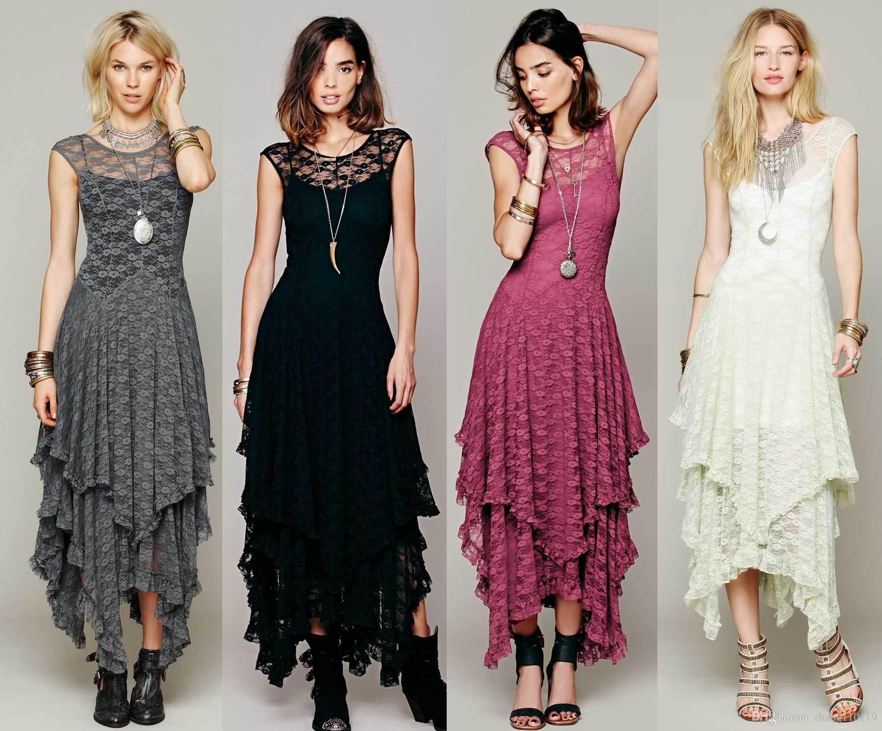 Get Stylish in Elegant Ladies Dresses to Go with Fashion!